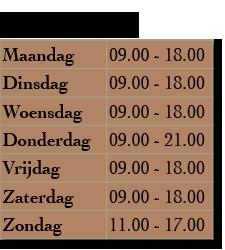 kinderkapper Leiden